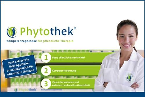 Übersicht über die Leistungen der Phytothek